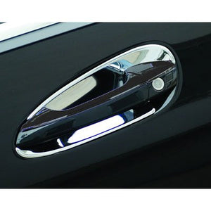 Chrome Door Handle Cavity Cup - W204