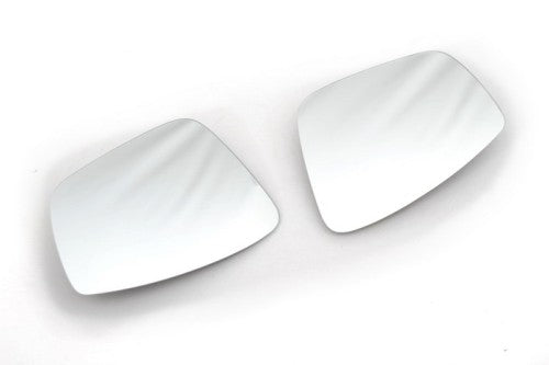 Clear Side Mirror Glass With Heat Support - Polo 6R