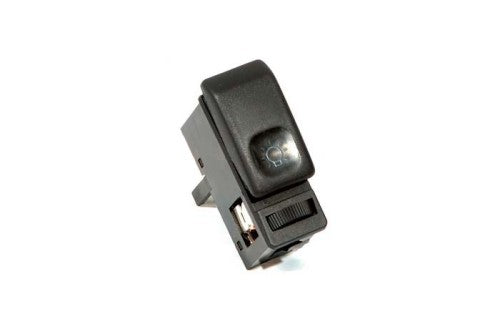 Head Light Switch With Dash Illumination Control (10 prongs) - Golf / Jetta MK2