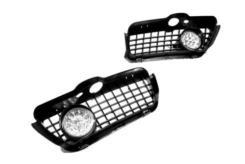 Front Fog Light Kit (Red LED)