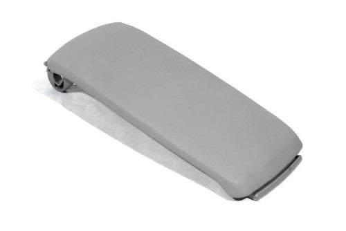 Armrest Cover Lid (Leather Grey) - A6 C5