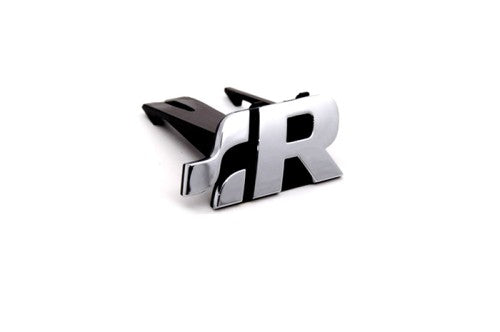 R-Line Front Grille Badge (Direct Fit) - Jetta MK5