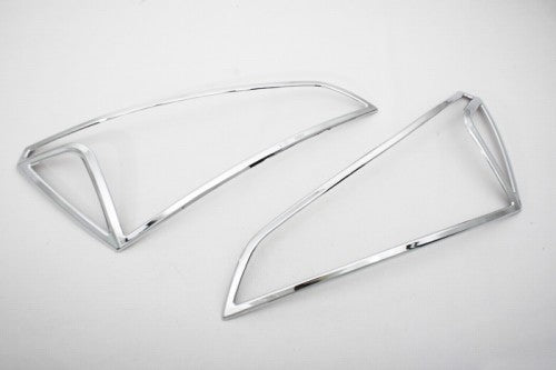 Chrome Tail Light Cover Trim - Q5