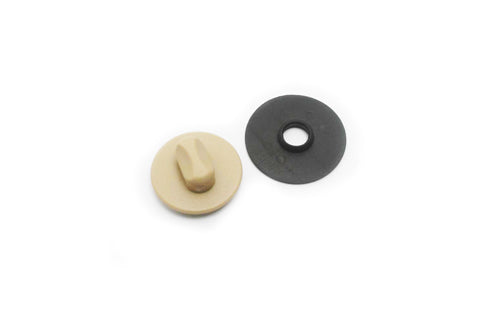 Carpet Lock Nut (Beige Color)