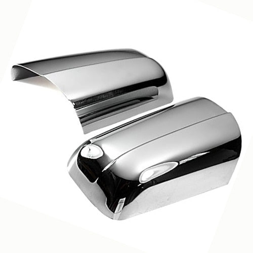 Chrome Mirror Cover - W202 / W210