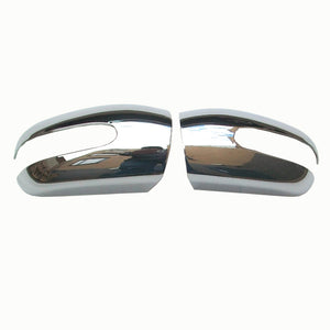 Chrome Side Mirror Cover - W203