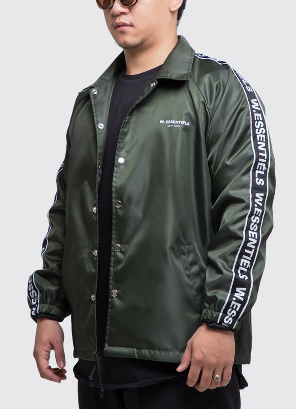 Delibes Windbreaker Forest Green