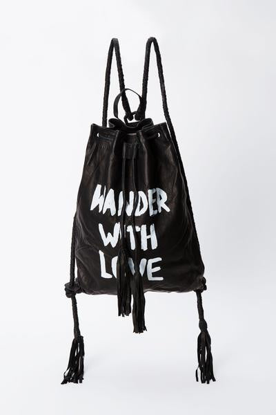 Wander Backpack - Black