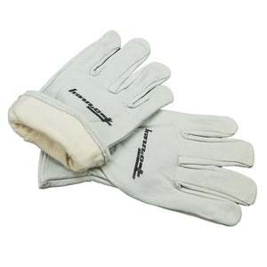 Forney Lined Goatskin Leather Driver Gloves (Men's M)