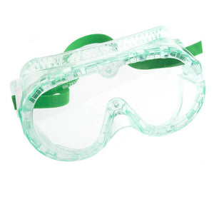 Forney Deluxe Dust Goggles, Clear Lens