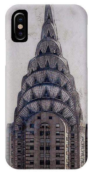 Chrysler Building - Phone Case - SEVENART STUDIO