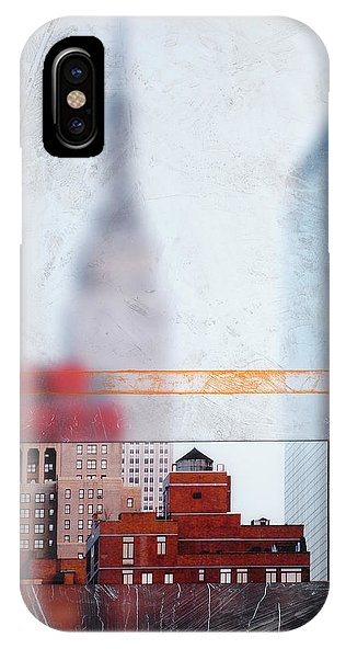 Empire State Blur - Phone Case - SEVENART STUDIO