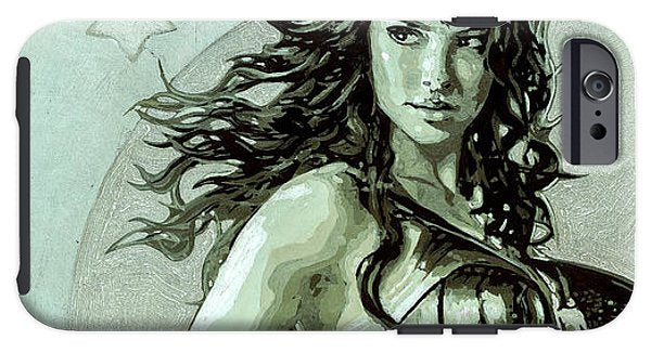 Wonder Woman - Phone Case - SEVENART STUDIO