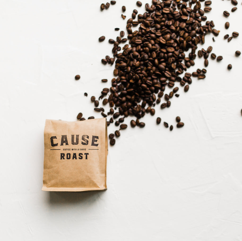 Cause Roast Coffee (Whole Bean)