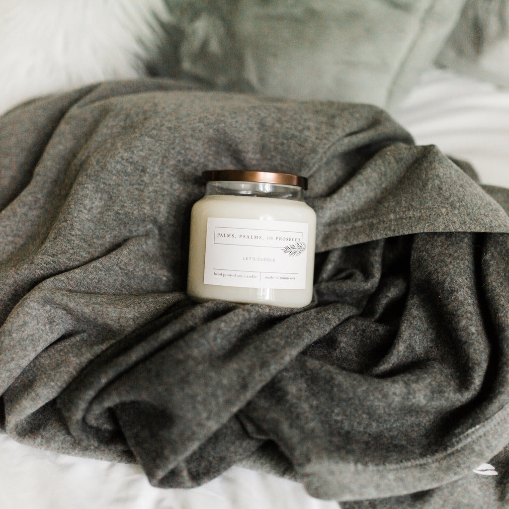 Let's Cuddle Soy Candle