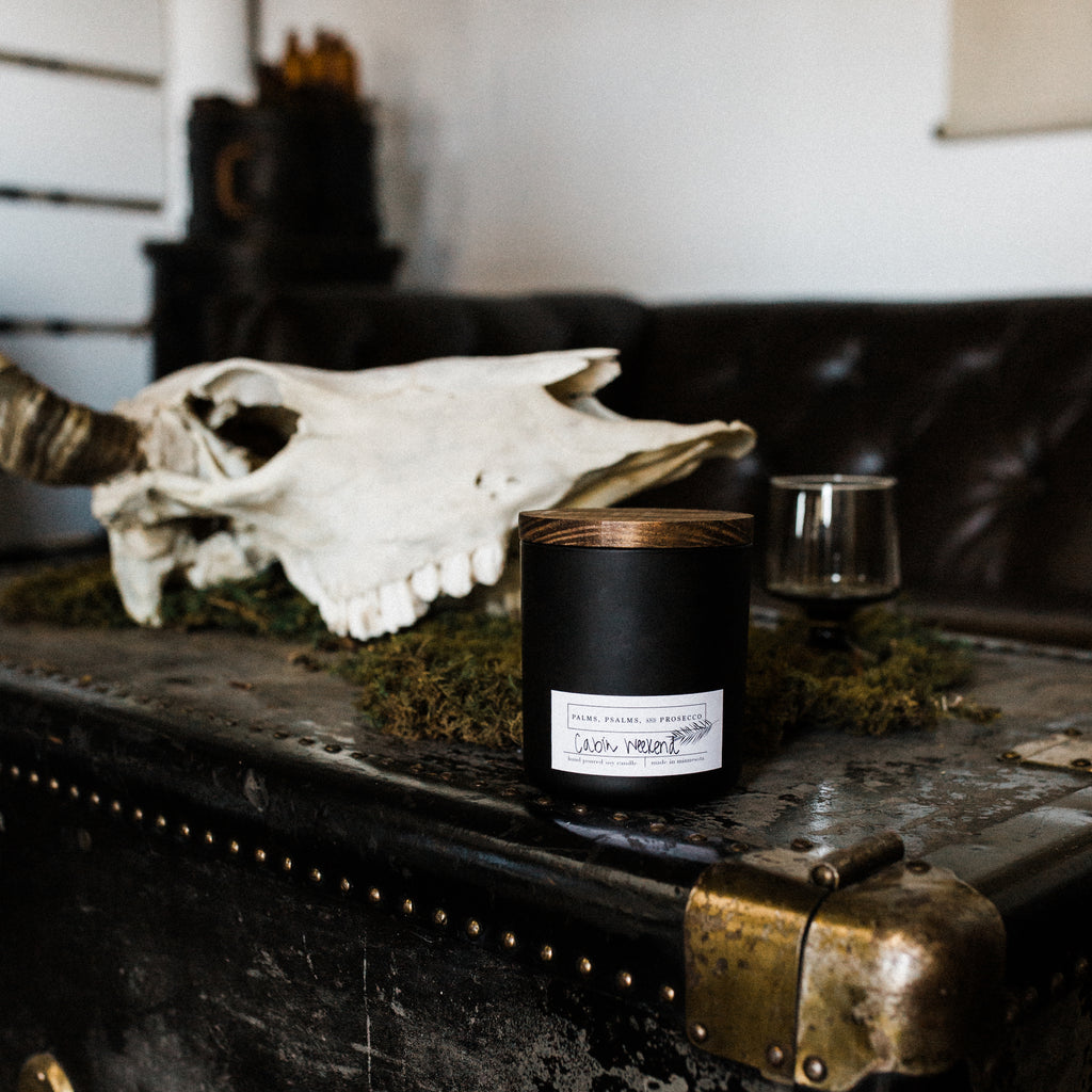 Cabin Weekend Limited Edition Soy Candle
