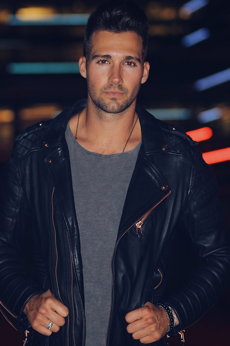 James Maslow Photographed by Chris Fabregas