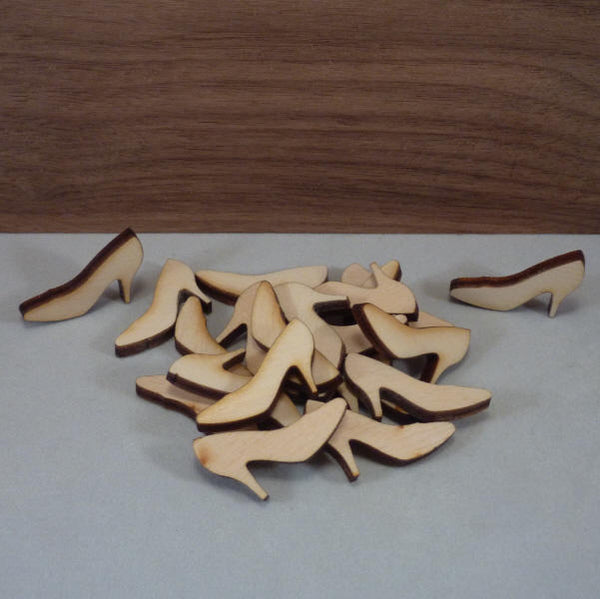 Set of High Heel Shapes