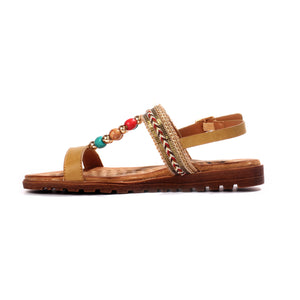 Low Heel Sandals for Women for Casual/Festive use - Sandal - Pavers England