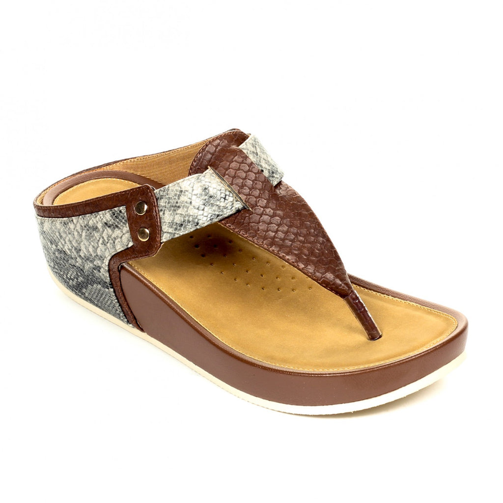 Casual T-Strap Toeposts for Women - Toepost - Pavers England