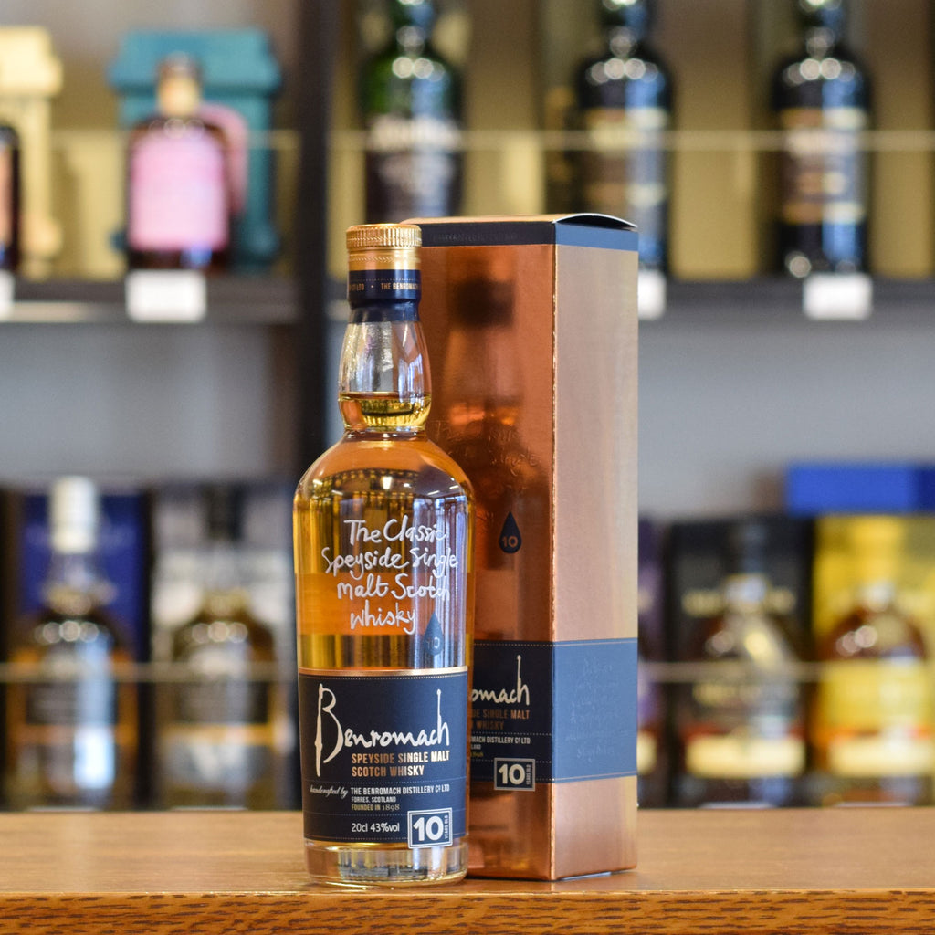 Benromach 10 year old 200ml