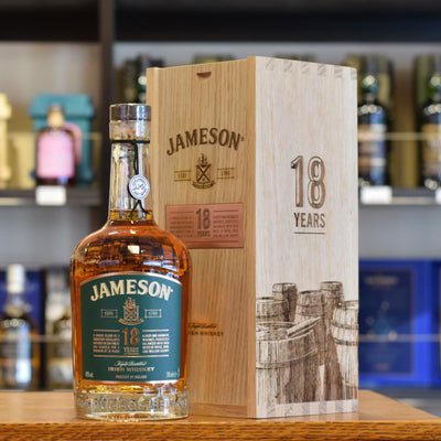 Jameson 18 years old 40%