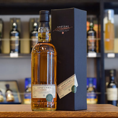 Aultmore 'Adelphi' 2000 / 18 years old #571/573 55%
