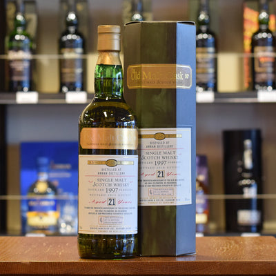 Arran 'Old Malt Cask - 20th Anniversary' 1997 / 21 years old 50%
