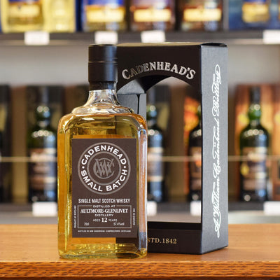 Aultmore 'Cadenhead' 2006 / 12 years old 57.4%