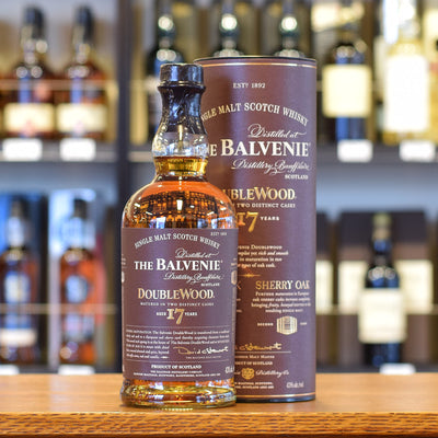 Balvenie 'Doublewood' 17 years old 43%