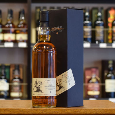 Adelphi 'Breath of Speyside' 2006 / 11 years old 58.4%