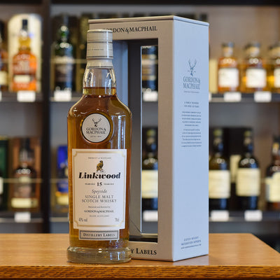 Linkwood 'Gordon and MacPhail' 15 years old 43%