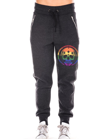 Grey Pants, Pride Skull