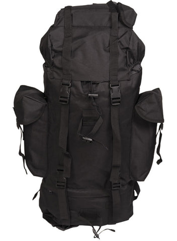 German Black Import Large Rucksack 35Ltr