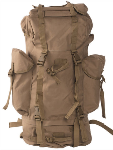 German Coyote Import Large Rucksack 35 Ltr
