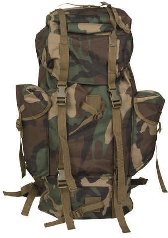 German Woodland Import Large Rucksack 35Ltr