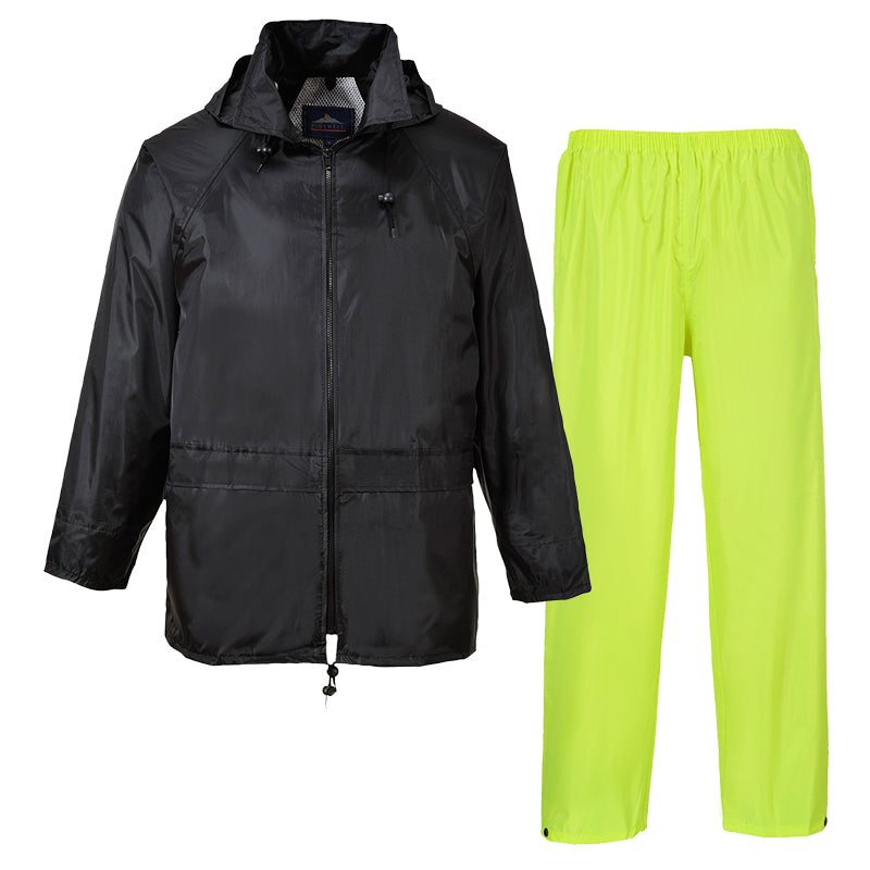 Classic Rainwear Jacket & Pants Bundle