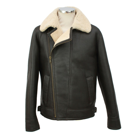 Men's Cross Over Zip Flying Jacket