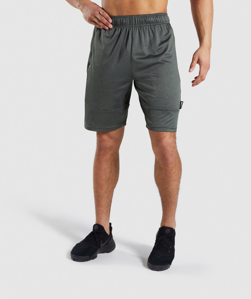 Gymshark Element Shorts - Green 1