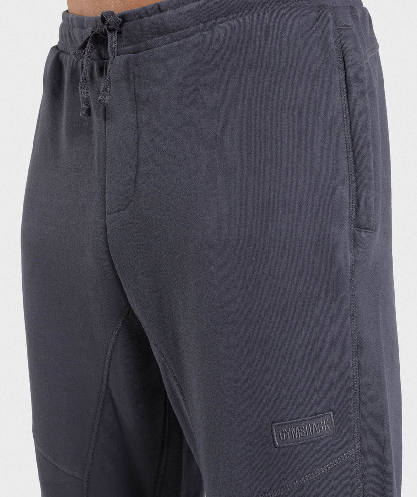 Gymshark Laundered Joggers - Charcoal 6