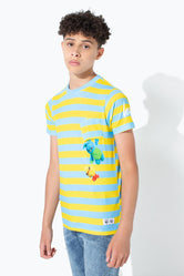 HYPE TOY STORY DUCKY BUNNY POCKET KIDS T-SHIRT