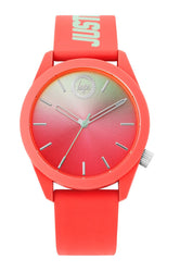 HYPE CORAL GRADIENT JUSTHYPE WATCH