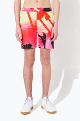 HYPE FADE TROPIC KIDS SHORTS