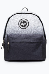 HYPE WHITE SPECKLE FADE BACKPACK