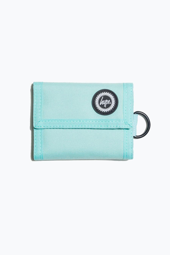HYPE MINT CORE TRIFOLD WALLET