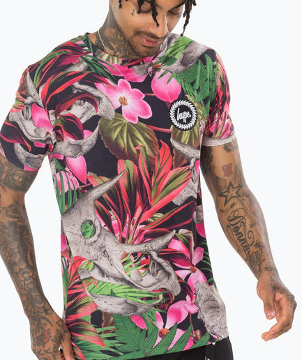 HYPE JURASSIC HAWAIIAN MEN'S T-SHIRT