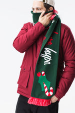 HYPE HOLLY XMAS SCARF