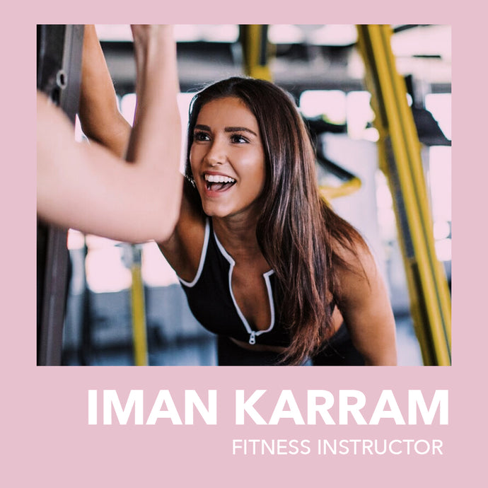 Profiles with Iman Karram
