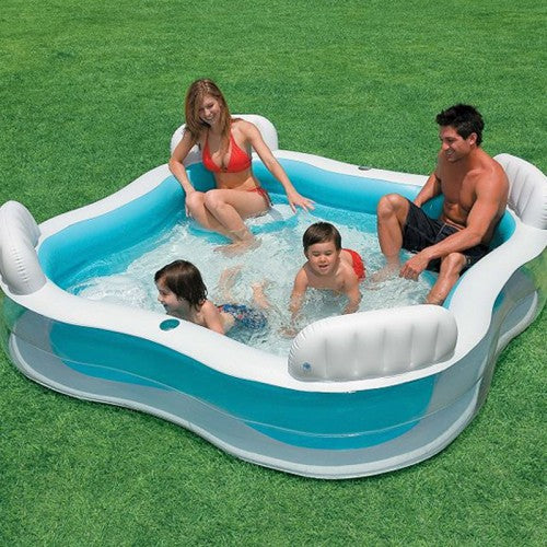 Family Sized Swimming Pool