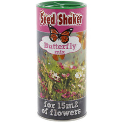 Stashcan – Seed Shaker - Butterfly Mix - Flower Garden Collection (veilig opbergen)